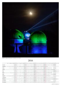 Kalender 2016: Kuplid ja Kuu