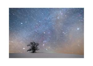 Martin Mark «Värviline talveöö»